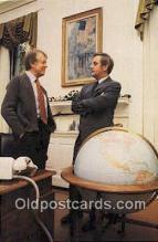 pol039099 - Walter Frederick (Fritz) Jimmy Carter 39th USA President Postcard Postcards