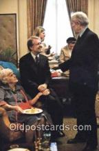 pol039104 - Miz Lillian Jimmy Carter 39th USA President Postcard Postcards