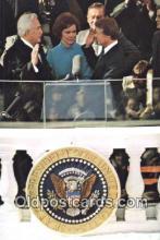 pol039106 - The sSupreme Court Warren Burger Jimmy Carter 39th USA President Postcard Postcards