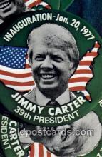 pol039108 - Jimmy Carter 39th USA President Postcard Postcards