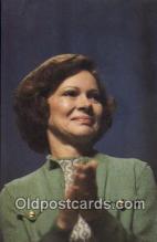 pol039111 - Rosalynn Carter Jimmy Carter 39th USA President Postcard Postcards