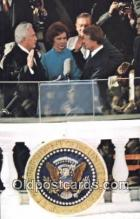 pol039125 - Inauguration Jimmy Carter 39th USA President Postcard Postcards