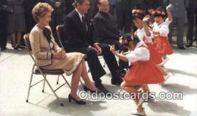 pol040007 - Shanghai Ronald Regan 40th USA President Postcard Postcards