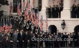 pol040017 - Ronald Regan 40th USA President Postcard Postcards