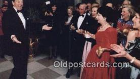 pol040018 - Happy birthday Ronald Regan 40th USA President Postcard Postcards