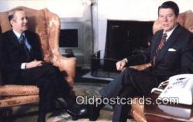 pol040020 - Ronald Regan 40th USA President Postcard Postcards
