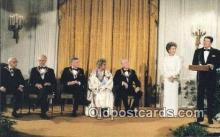 pol040025 - The Sixth Annual Kennedy Center Honors Ronald Regan 40th USA President Postcard Postcards
