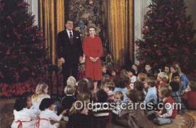 pol040026 - Ronald Regan 40th USA President Postcard Postcards