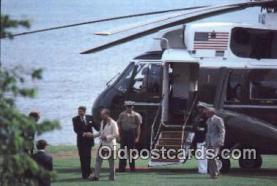 pol040038 - Ronald Regan 40th USA President Postcard Postcards