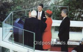 pol040046 - Ronald Regan 40th USA President Postcard Postcards
