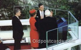 pol040049 - Ronald Regan 40th USA President Postcard Postcards