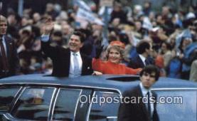 pol040053 - Ronald Regan 40th USA President Postcard Postcards