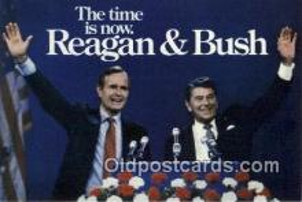 pol040057 - Ronald Regan 40th USA President Postcard Postcards