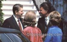 pol040060 - Ronald Regan 40th USA President Postcard Postcards