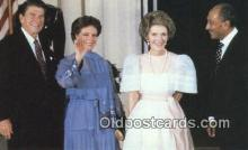 pol040069 - Ronald Regan 40th USA President Postcard Postcards
