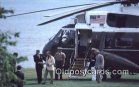 pol040071 - Ronald Regan 40th USA President Postcard Postcards