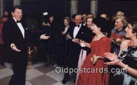 pol040076 - Ronald Regan 40th USA President Postcard Postcards