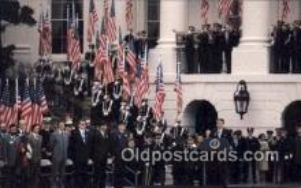 pol040078 - Ronald Regan 40th USA President Postcard Postcards
