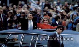 pol040081 - Ronald Regan 40th USA President Postcard Postcards