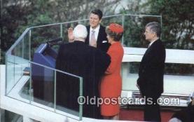 pol040084 - Ronald Regan 40th USA President Postcard Postcards