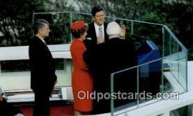 pol040085 - Ronald Regan 40th USA President Postcard Postcards