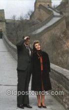 pol040090 - Ronald Regan 40th USA President Postcard Postcards