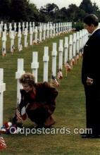 pol040091 - Ronald Regan 40th USA President Postcard Postcards