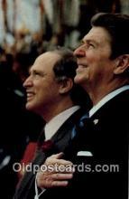 pol040092 - Ronald Regan 40th USA President Postcard Postcards