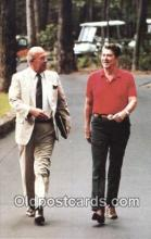 pol040097 - Ronald Regan 40th USA President Postcard Postcards