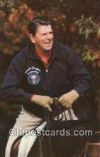 pol040100 - Ronald Regan 40th USA President Postcard Postcards