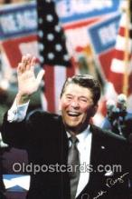 pol040118 - Ronald Regan 40th USA President Postcard Postcards
