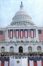 pol040130 - Ronald Regan 40th USA President Postcard Postcards