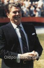 pol040143 - Ronald Regan 40th USA President Postcard Postcards