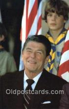 pol040168 - Ronald Regan 40th USA President Postcard Postcards