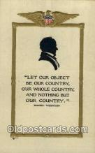 pol100076 - Daniel Webster United States Political Postcard Postcards