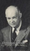 pol100086 - Dwight Eisenhower 34th President ot the United States, Political Postcard Postcards