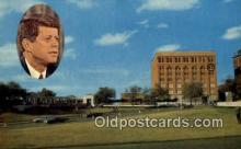pol100121 - John F. Kennedy 35th President of United States, Political Postcard Postcards