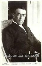 pol100158 - Woodrow Wilson President of the United States, Political Postcard Postcards