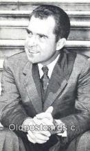 pol100185 - Richard Nixon 37th president of the United States, Political Postcard Postcards