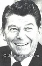 pol100225 - Ronald Reagan 40 President of United States, Political Postcard Postcards