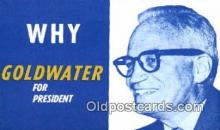 pol100252 - Goldwater For President