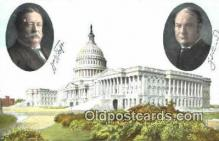 pol100275 - Willian Taft 27th Pesident of the United States, Political Postcard Postcards