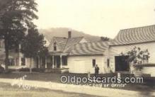 pol100306 - Where President Coolidge took the oath of office, Presidents Postcard Postcards
