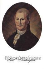 pol100313 - Samuel Huntington Other Presidents Postcard Postcards