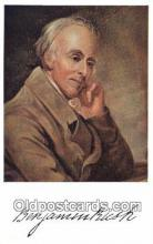 pol100314 - Benjamin Rush Other Presidents Postcard Postcards