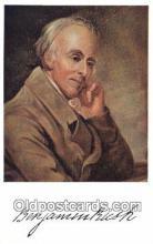 pol100314 - Benjamin Rush Other Presidents Postcard Postcards