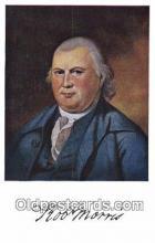 pol100321 - Robert Morris Other Presidents Postcard Postcards