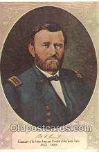 pol100322 - Ulysses S. Grant Other Presidents Postcard Postcards