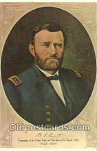 pol100329 - Ulysses S. Grant Other Presidents Postcard Postcards