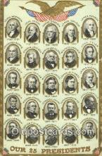 pol100333 - Other Presidents Postcard Postcards